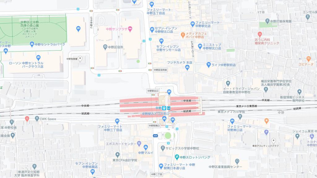 グーグルマップを使いイラストレーター で地図を描く方法